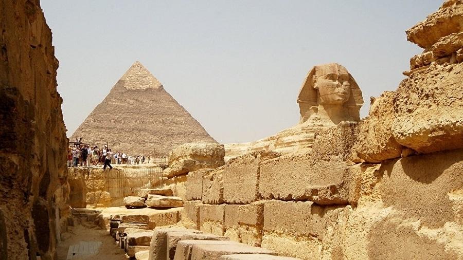 Tecido de linho do antigo Egito conservou qualidades mecânicas após 4.000 anos de existência - Reprodução/Egypt Tours Portal