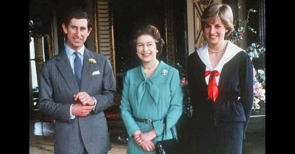 20. A princesa Diana, que foi casada com o Príncipe Charles de 1981 a 1996, relatou em vários momentos, que tinha problemas com a sogra, a rainha Elizabeth 2ª