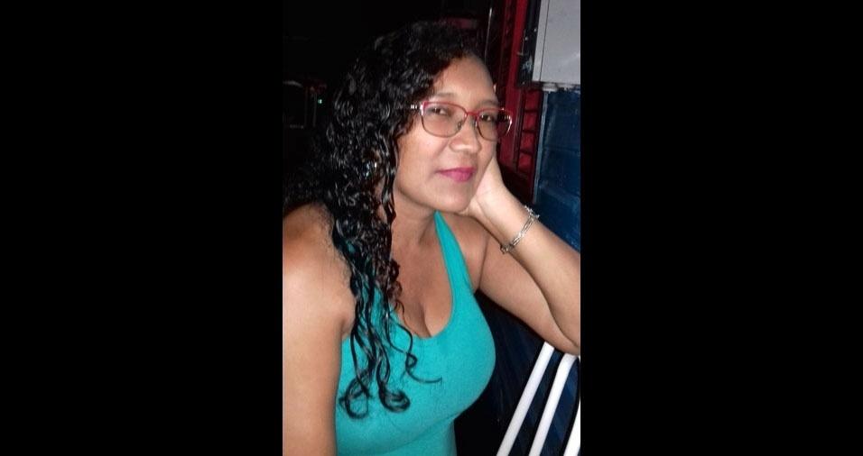Lene, 43 anos, de Santana (AP)