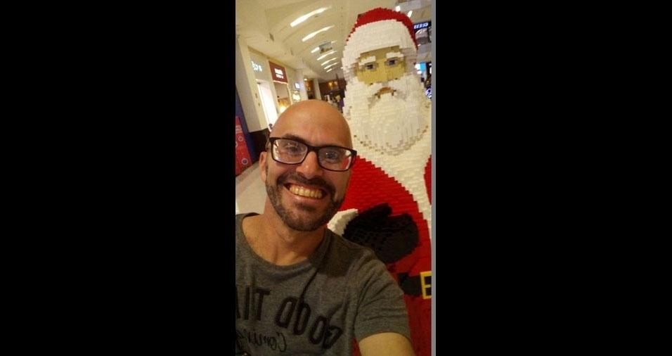 Silvano, 37 anos, de Osasco (SP)