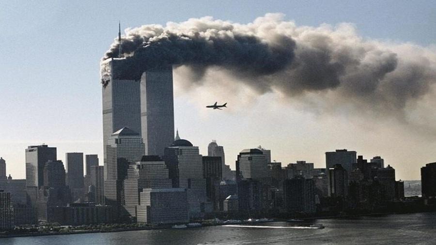 2001 - Atentado às Torres Gêmeas - Reprodução/Corbis Sygma/Daily Mail