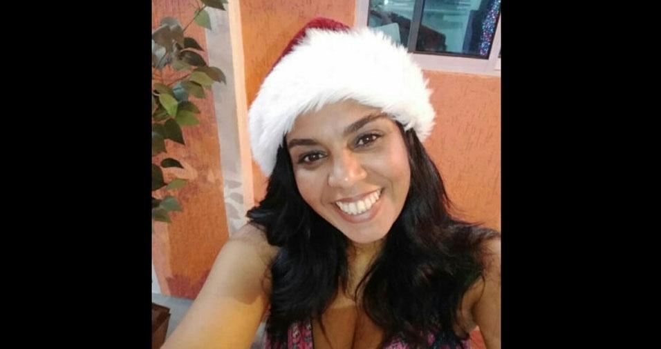 """""""Um feliz Natal para todos da equipe do Bol!"""", deseja Kathia De Souza, de São Paulo (SP)"""