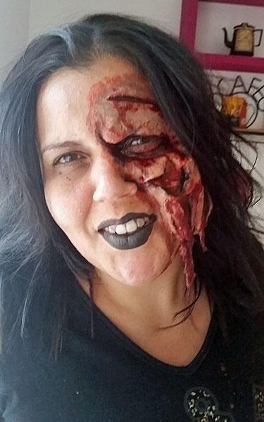 Débora Cavalcante, de Campinas (SP)
