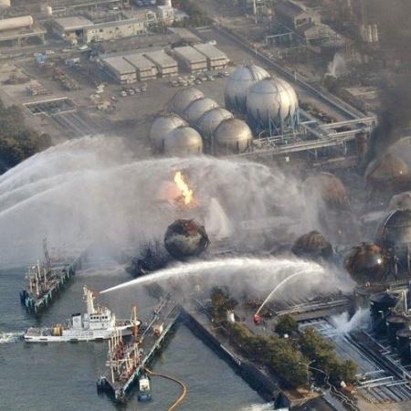 Arquivo - A cidade fica ao norte de Fukushima, onde ocorreu o acidente nuclear após o tsunami - Reprodução/360doc