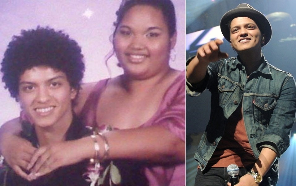 Bruno Mars, cantor