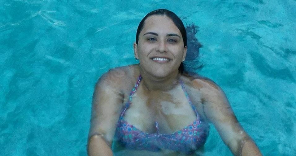 Ana Luíza Gonçalves, 36 anos, Guarulhos (SP)