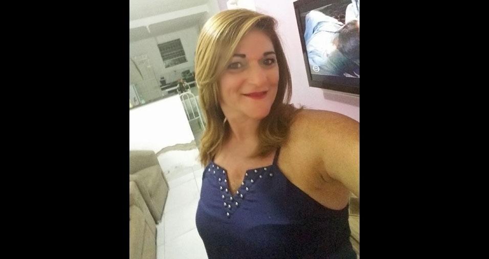 Daniela Bispo, 42 anos, de Itabaiana (SE)