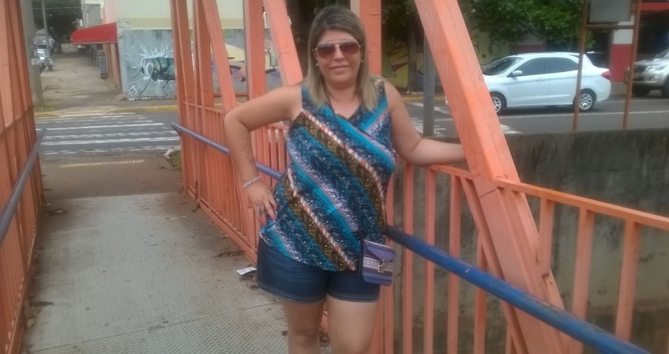 Sueli Luciano, 50 anos, de São Paulo (SP)