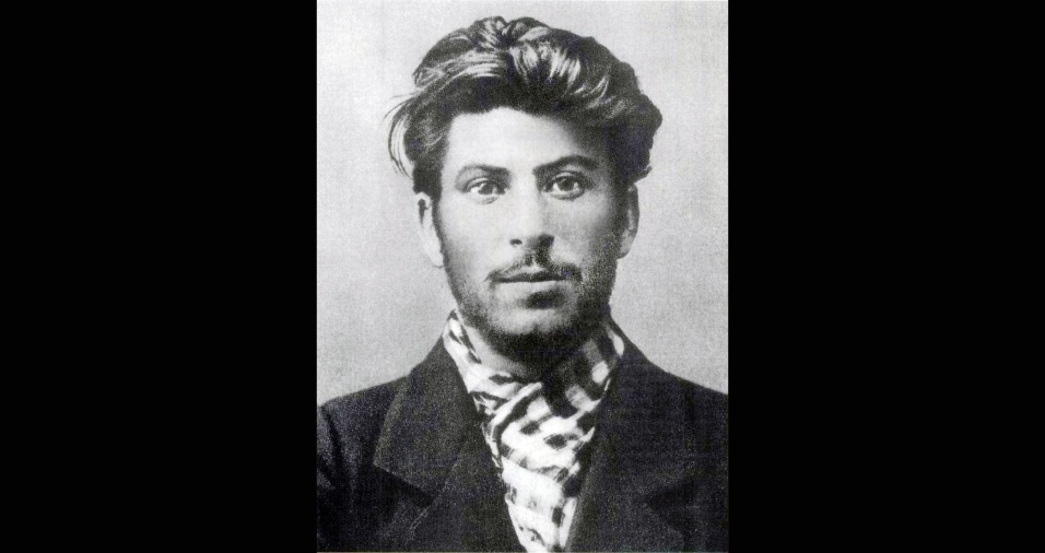 Joseph Stalin em 1902