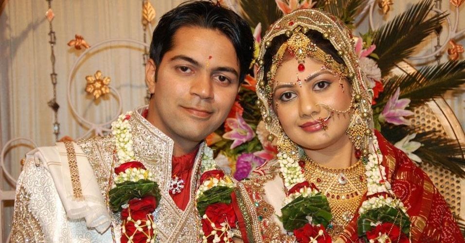 22. 74% dos jovens indianos preferem um casamento arranjado pelas famílias a escolher seu próprio cônjuge