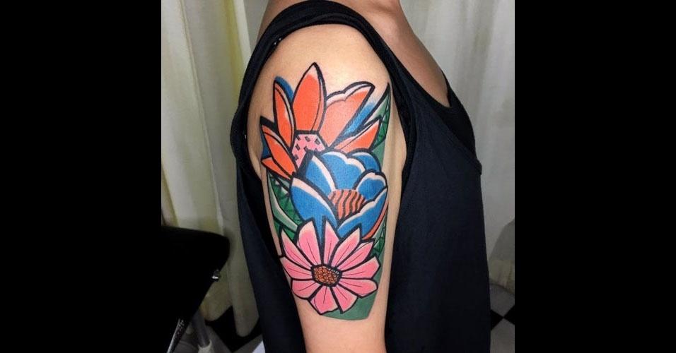 18. Flores