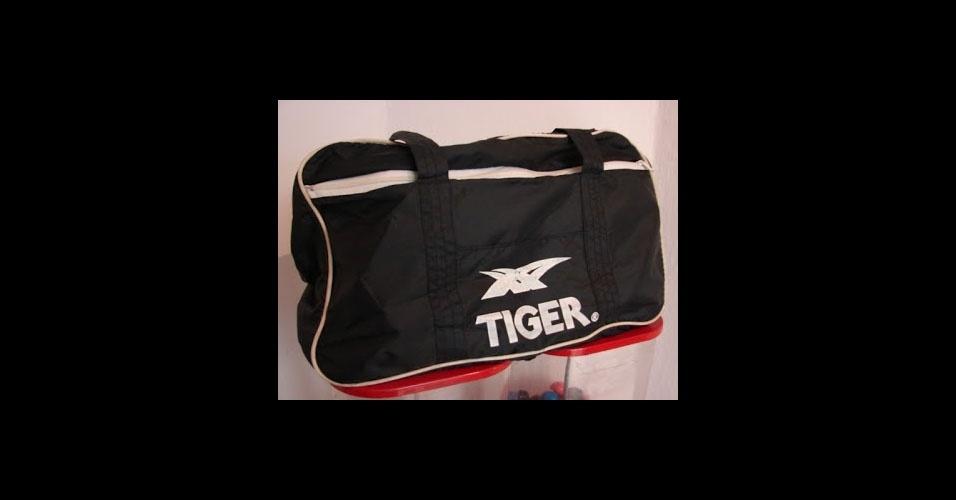 3. E levar os cadernos para a escola numa bolsa Tiger era o must