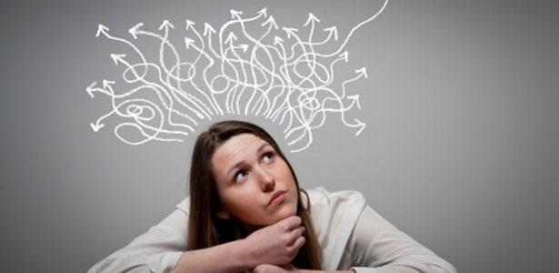 Em um minuto estamos concentrados, no seguinte já estamos com a mente em outro lugar