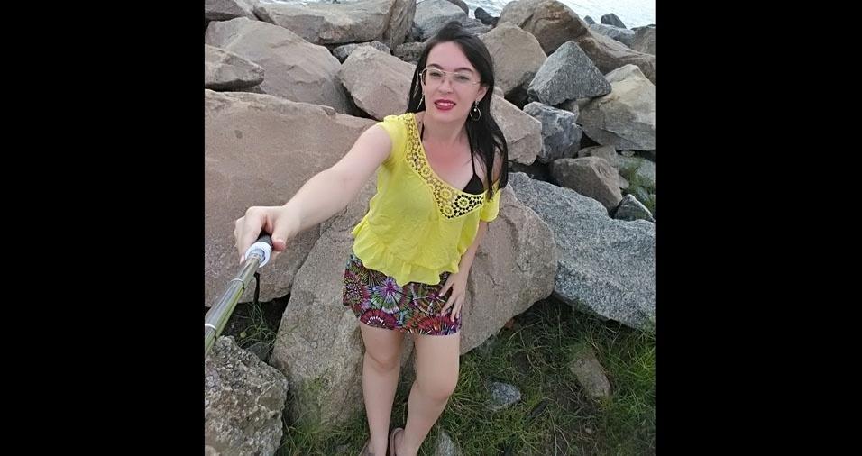 Marcia Lima, 30 anos, de Mauá (SP)