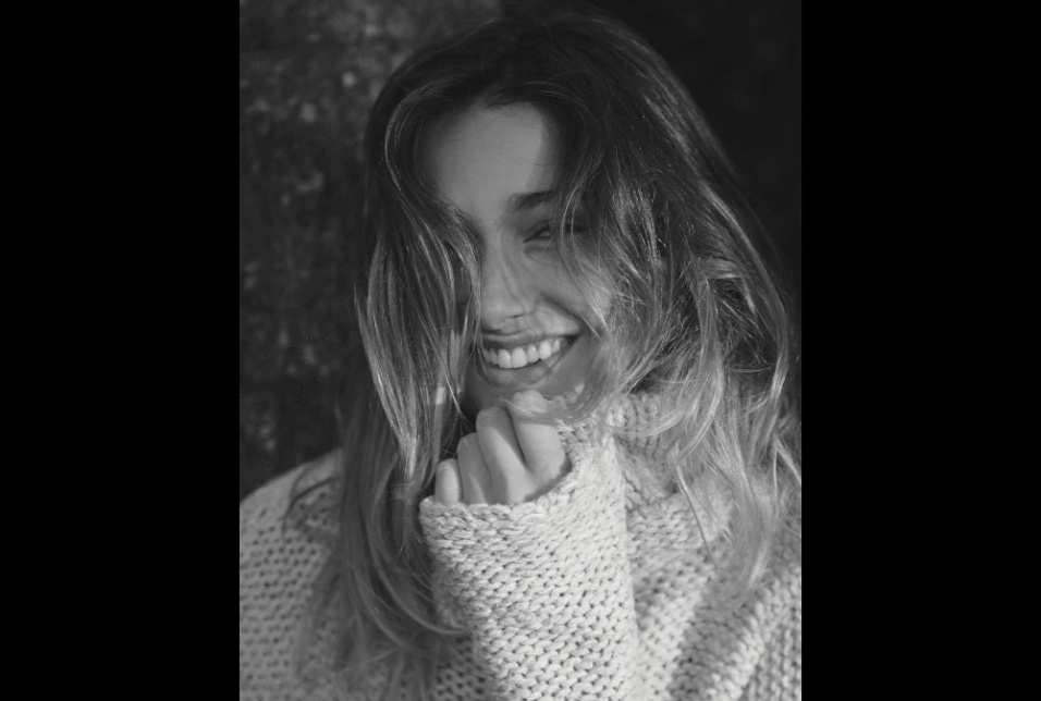 6.ago.2016 - Sasha posa para foto no Instagram
