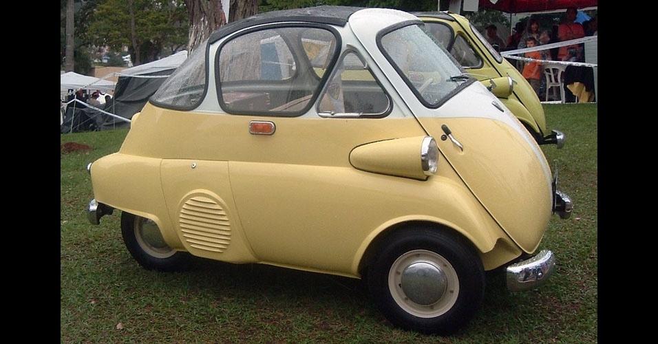 14. Romi Isetta, 1956