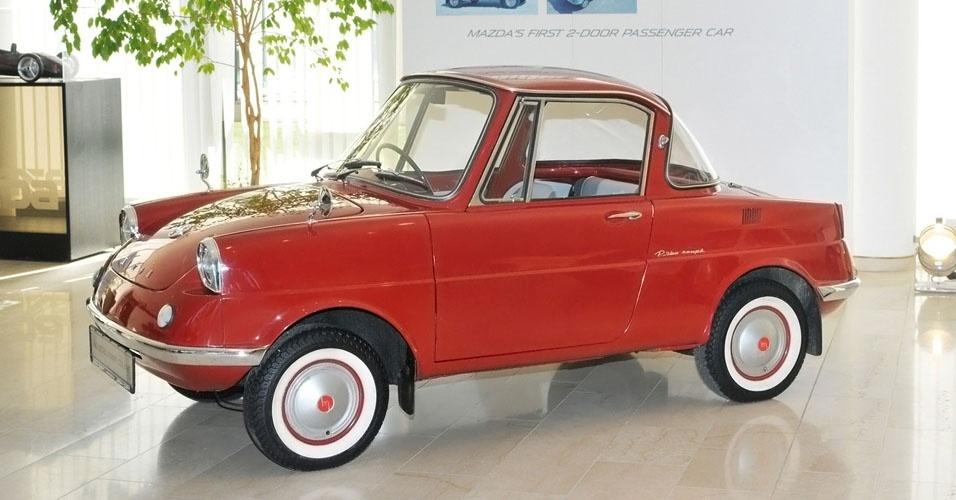 21. Mazda R360 Coupe, 1960