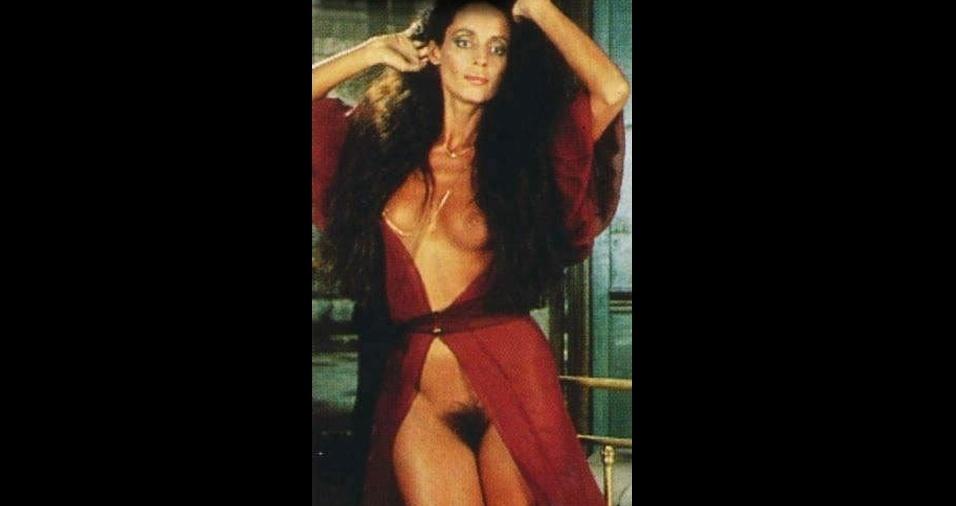 """7. Em 1984, Sonia Braga posou pra """"Playboy"""" e levou seus pentelhos para a sessão de fotos"""