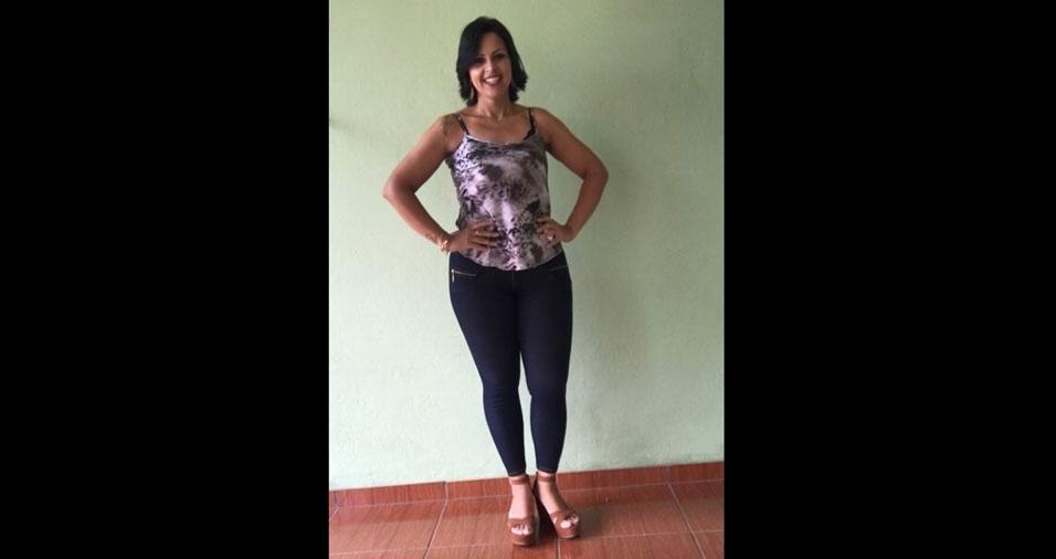 Wesliane Soares Domingues, 28 anos, de Belo Horizonte (MG)