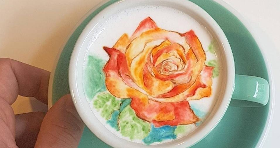 44. Mais uma rosa para a coleção de Lee