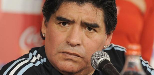 Maradona também será apresentador de um programa da Venezuela durante a Copa