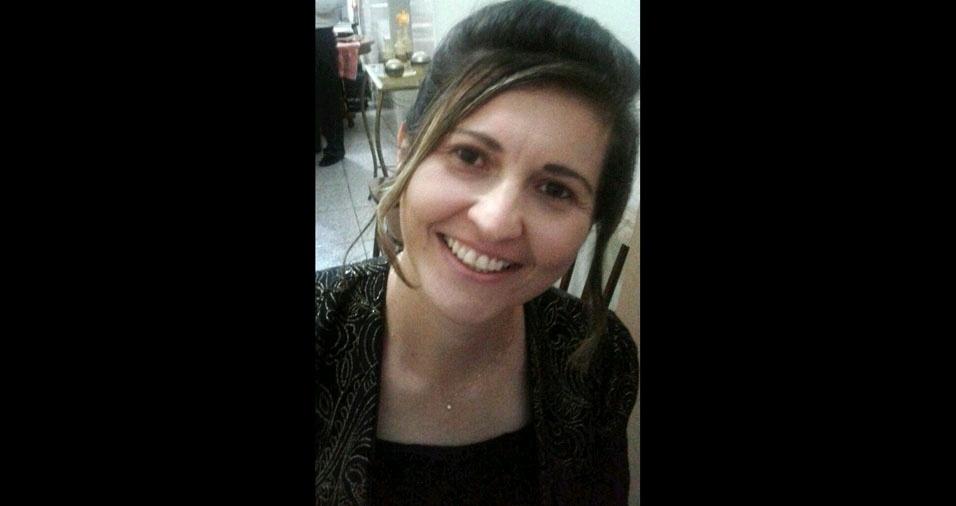 Silvania Ruiz Sanches Bazili, 45 anos, de Tatuí (SP)