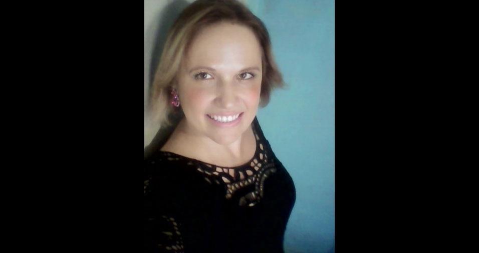 Sandra, 38 anos, de Biguaçu (SC)