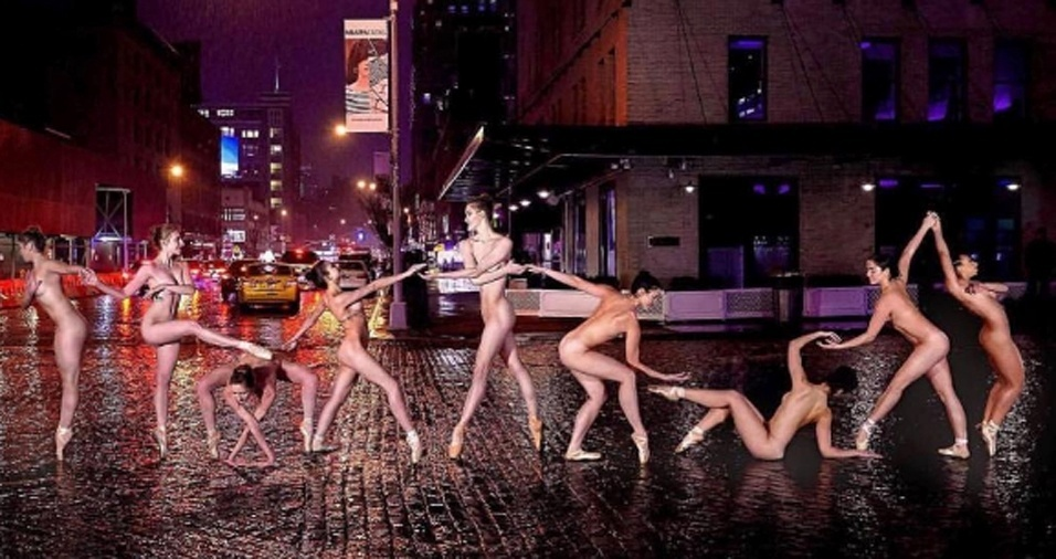 """25. """"Dancers After Dark"""" foi um projeto de enorme sucesso"""