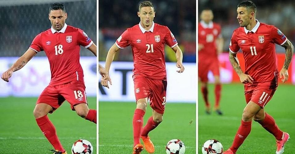 26045d408e A Sérvia é apenas a quarta seleção patrocinada pela empresa alemã para o  Mundial de 2018