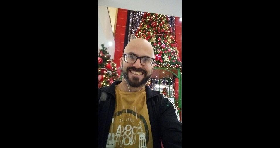 Silvano Versoza, de  Osasco (SP), também está participando do Especial de Natal do BOL