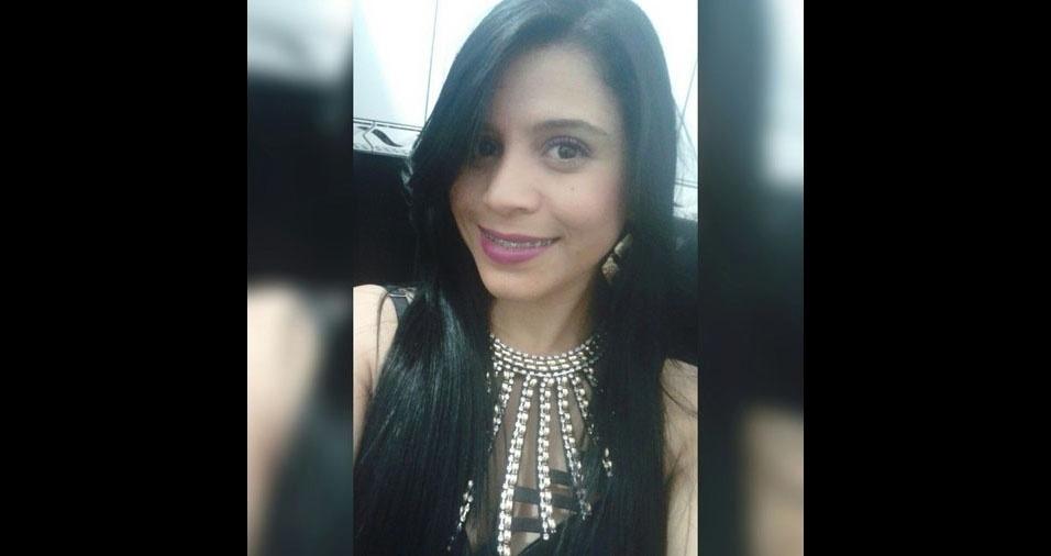 Isabel Cristina de Jesus Chagas, 26 anos, de Franco da Rocha (SP)