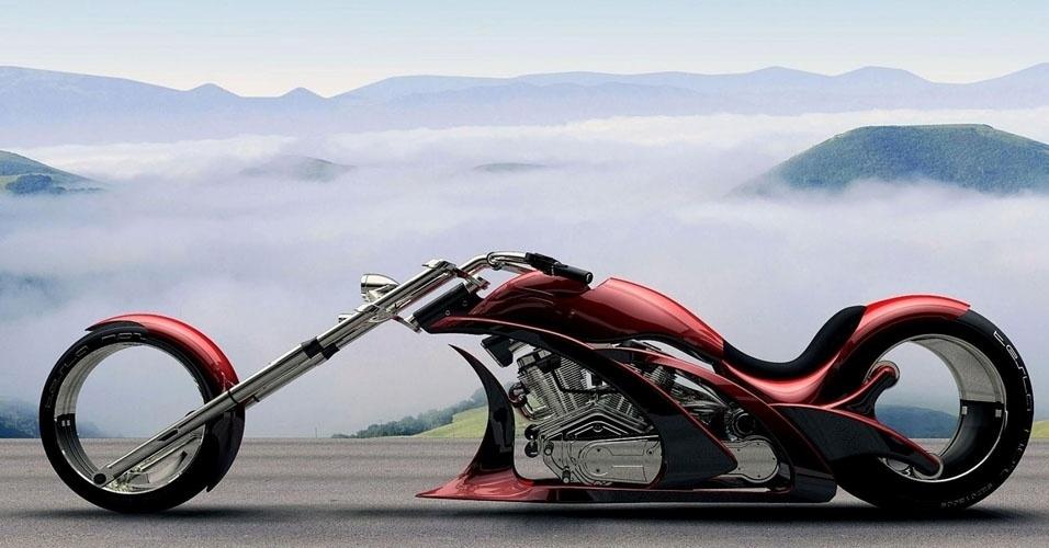 1. Já pensou dar um rolê com uma moto dessas? Veículos conceituais são projetados para testes, e podem nunca chegar ao mercado. Mas não custa sonhar!