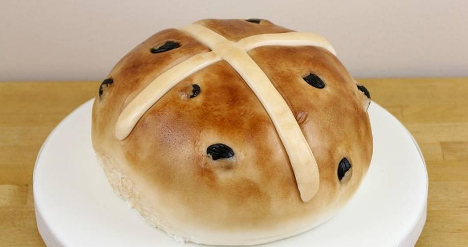 20. Quem não ama pão? Ainda mais se for um bolo disfarçado de pão