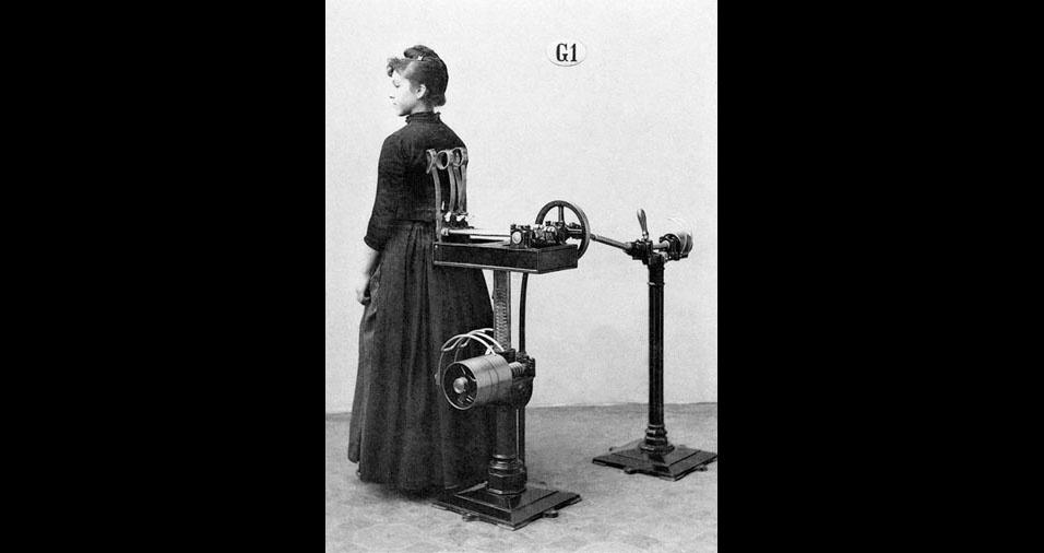 5. Em 1906, o Dr. Gustav Zander já havia espalhado suas máquinas por 146 países