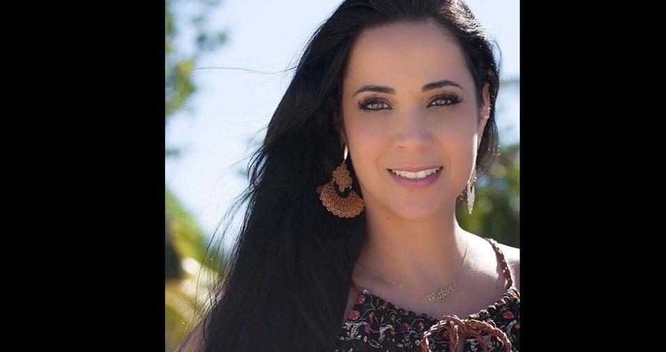 Rafaela Machado, 34 anos, de Barra Mansa (RJ)