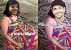 Reprodução/Instagram @bbb18_dadepressao e Reprodução/Instagram @lucas.noivodetaubate