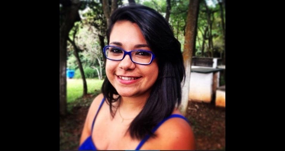 Ursula Melo, 26 anos, de Guaratinguetá (SP)