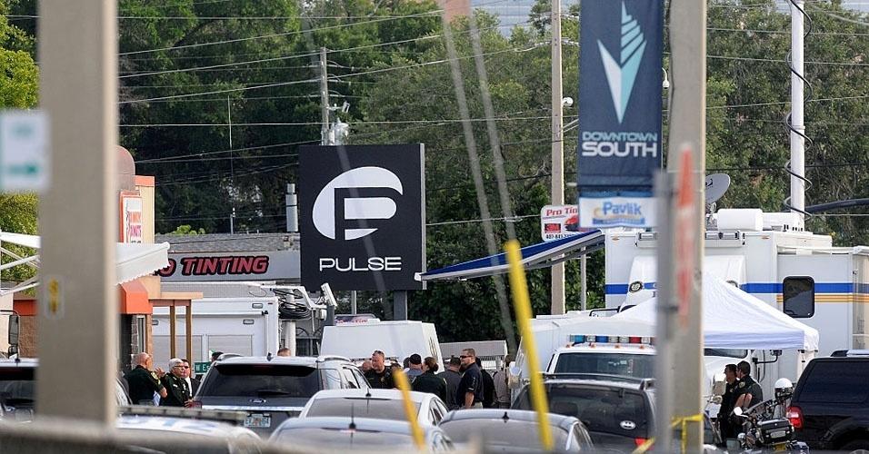 8. Orlando, Estados Unidos. Um atirador abriu fogo dentro de uma casa noturna frequentada por gays em 12 de junho, matando 50 pessoas e ferindo 53. O autor era ligado ao grupo terrorista Estado Islâmico do Iraque e do Levante