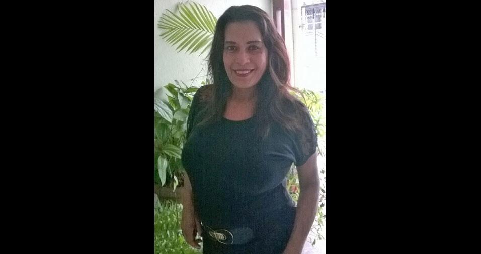 Sandra Rosa, 51 anos, de São Paulo (SP)