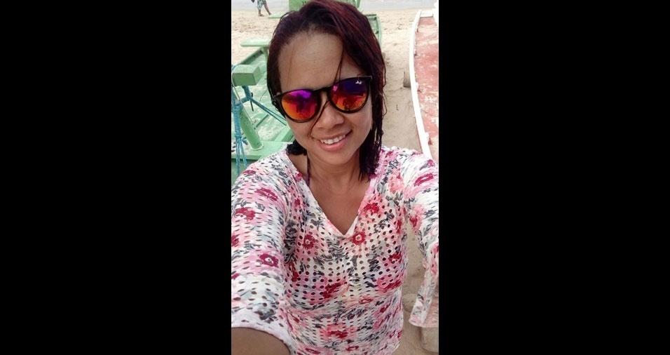 Rose Araújo, 39 anos, de Maceió (AL)