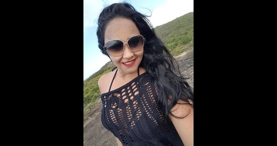 Luciene Paulino, 33 anos, de Goiânia (GO)