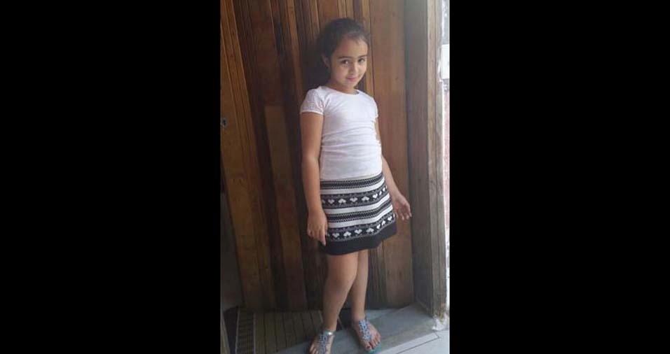 Ana Kelly enviou foto da sua eterna bebe Livia, de seis anos