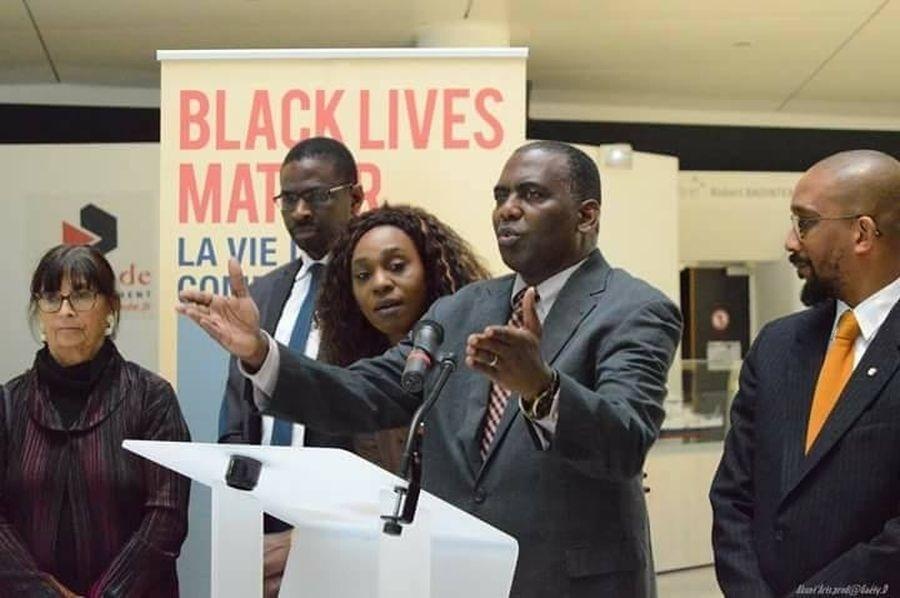 Categoria Ícones: Biram Dah Abeid, político e ativista mauritânio
