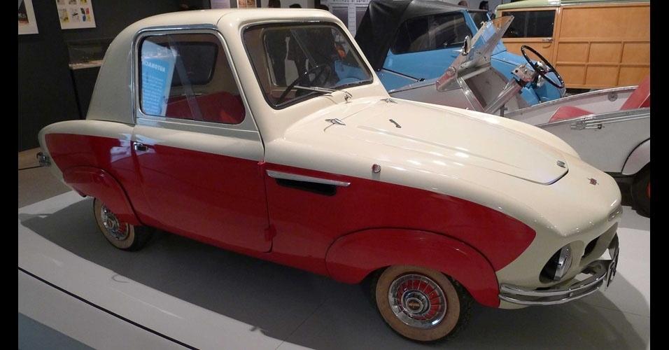 18. Biscuter 200 F Pegasin, 1958