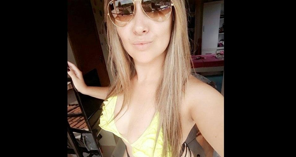 Juliana Falleiros, 30 anos, de Tupã (SP)