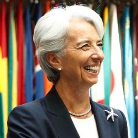 Christine Lagarde - Kevin Lamarque/Reuters