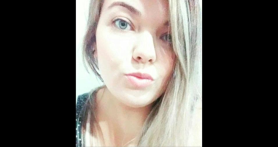 Joice Savian, 26 anos, de Pederneiras (SP)