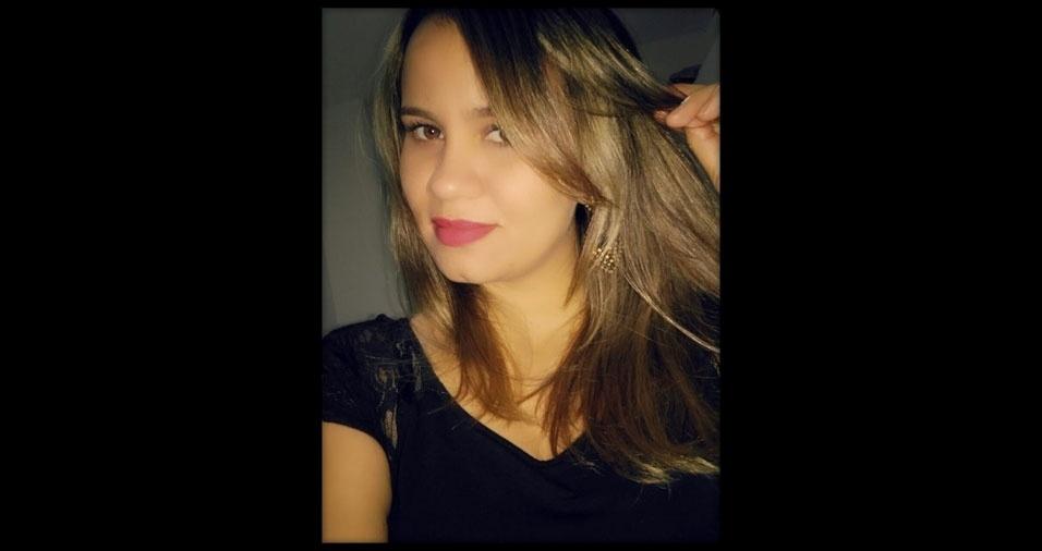 Edna Paula, 35 anos, de Fortaleza (CE)