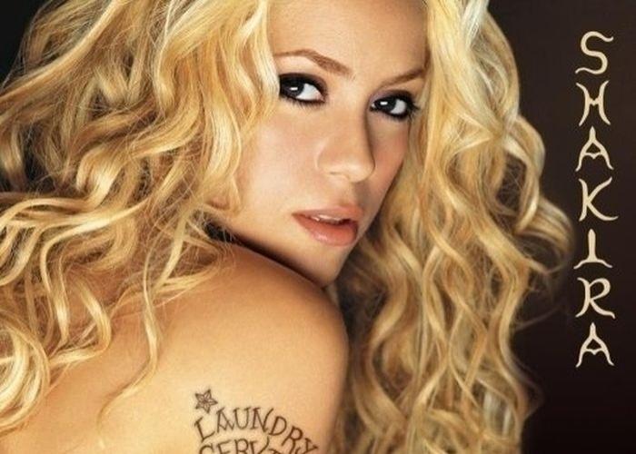 Outro disco de enorme sucesso de Shakira foi