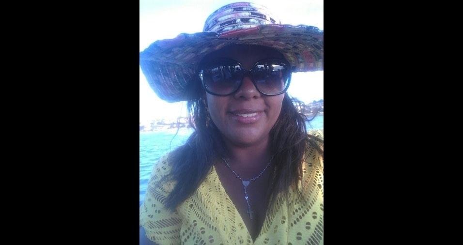 Raphaela Ruvenal Sales, 36 anos, de Salvador (BA)